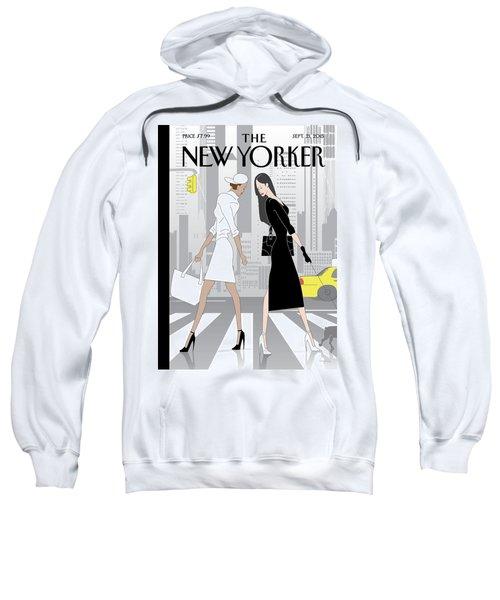 Crosswalk Sweatshirt
