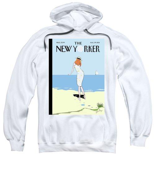New Yorker August 29th, 2011 Sweatshirt