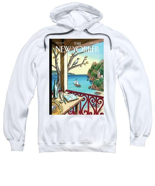 New Yorker April 18th, 2011 Sweatshirt