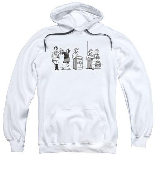 New Yorker September 5th, 2016 Sweatshirt