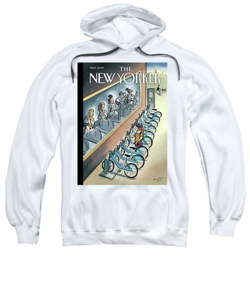 New Yorker June 3, 2013 Sweatshirt