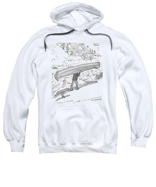 New Yorker October 17th, 2016 Sweatshirt
