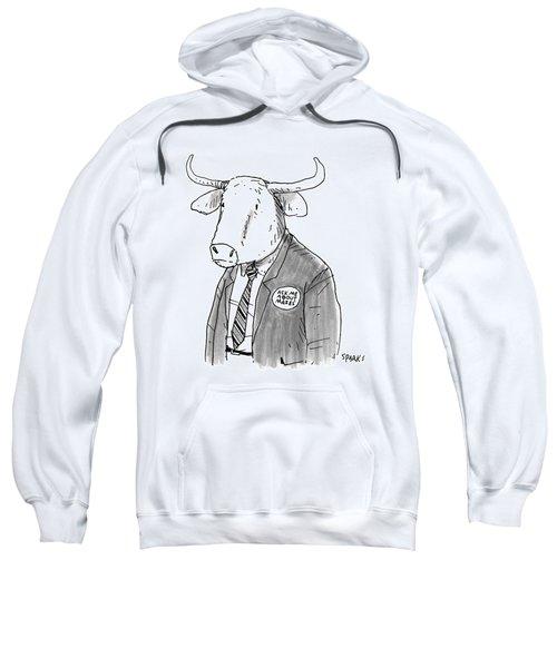 New Yorker October 24th, 2016 Sweatshirt