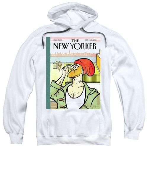 Brooklyn's Eustace Sweatshirt