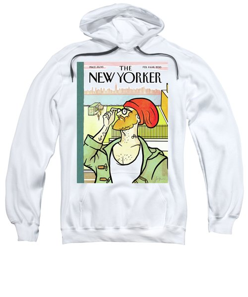 Brooklyn's Eustace Sweatshirt