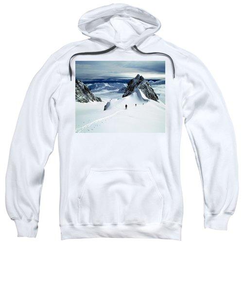 Upper Fox Glacier Westland Np New Sweatshirt