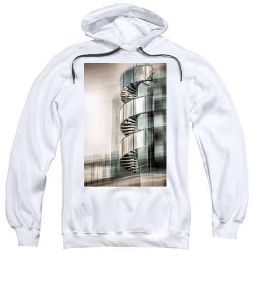 Urban Drill - Cyan Sweatshirt