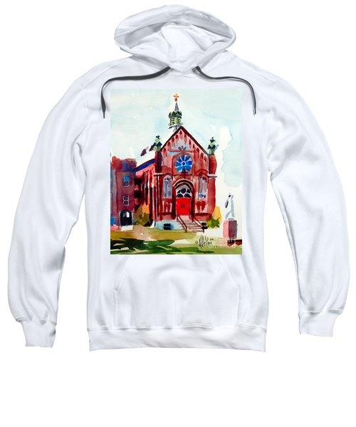 Ursuline II Sanctuary Sweatshirt