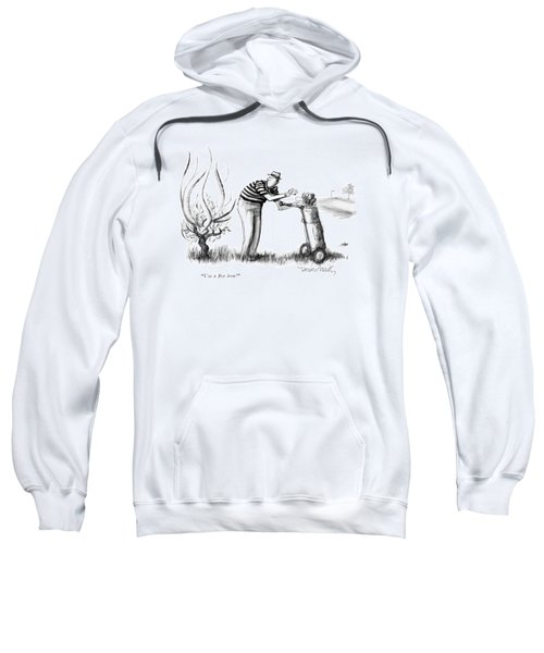 Use A Five Iron! Sweatshirt