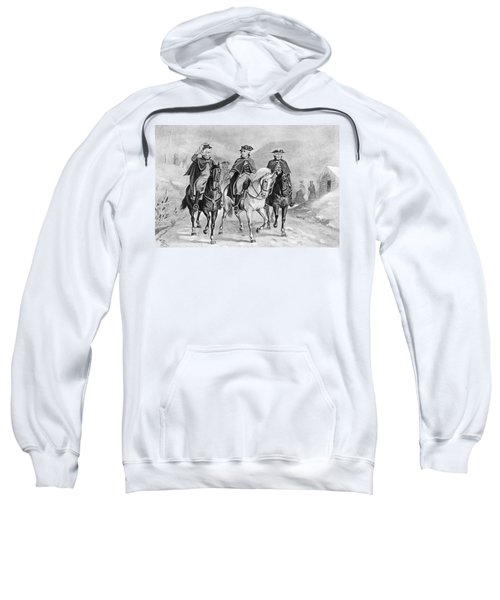 Valley Forge, 1778 Sweatshirt