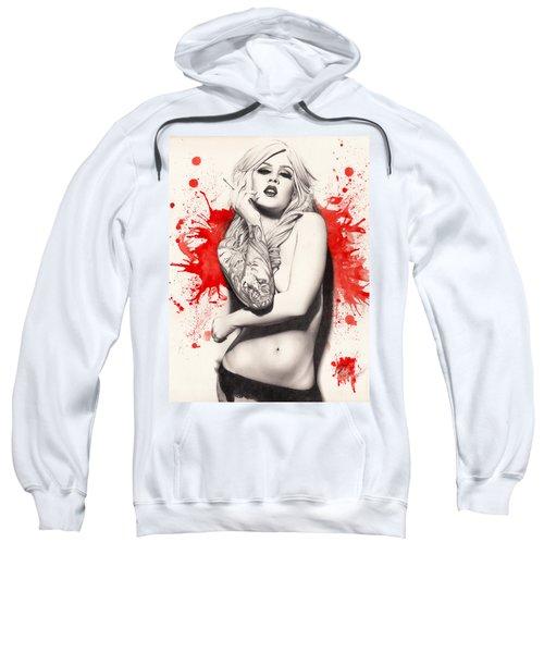 Vermillion Sweatshirt