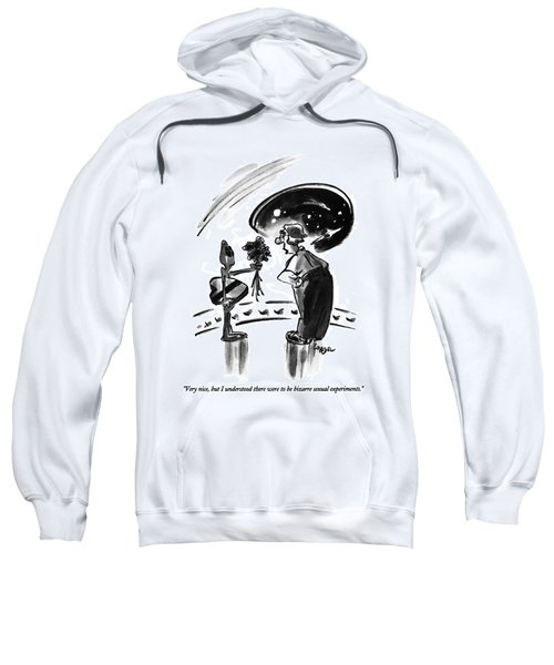 Very Nice, But I Understood Sweatshirt