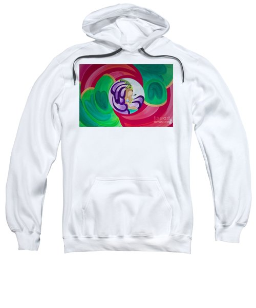 Victoria Peacock Sweatshirt