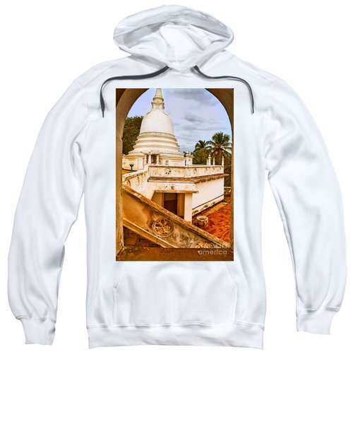 View At A Temple Sweatshirt
