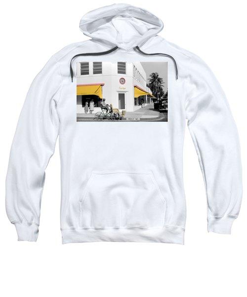Vintage Cartier Store Sweatshirt