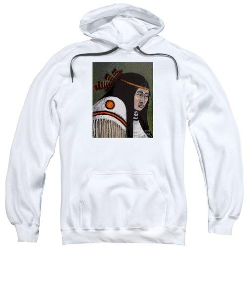 Wabanaki Warrior Sweatshirt