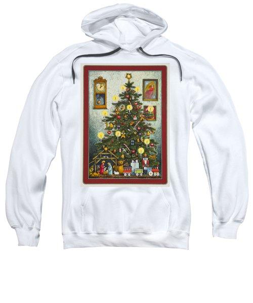 Waiting For Christmas Morning Sweatshirt