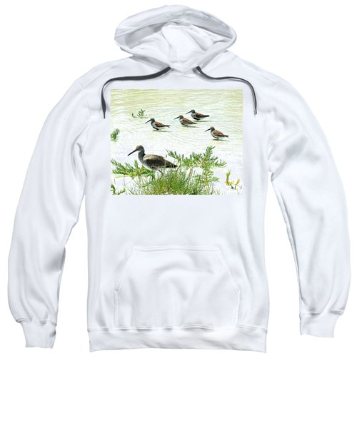 Waiting For The Tide To Change Sweatshirt
