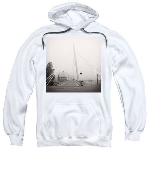 Walking Through The Mist Sweatshirt