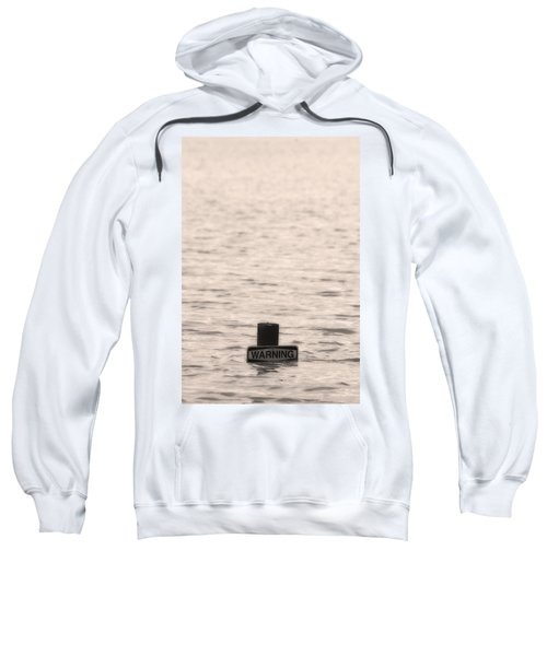 Warning Midwest Floods Sweatshirt