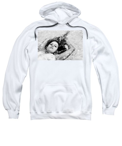 Water Portrait Sweatshirt