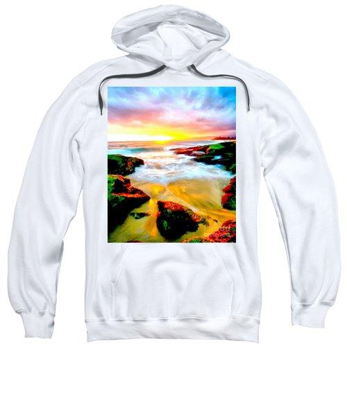 Water Runs To It Sweatshirt