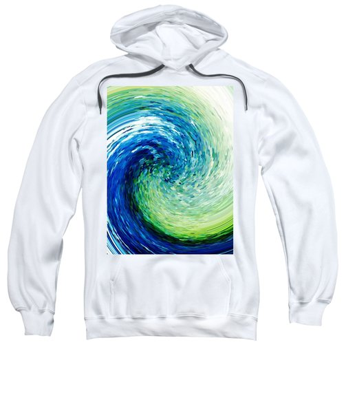 Wave To Van Gogh Sweatshirt