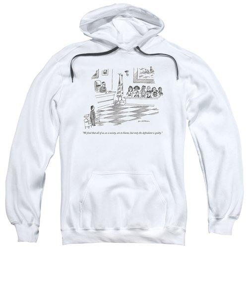 We Find That All Sweatshirt