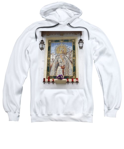 Weeping Virgin Sweatshirt