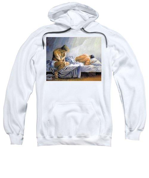 What Is He Dreaming Sweatshirt