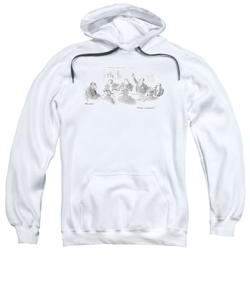 What's A Debenture? Sweatshirt
