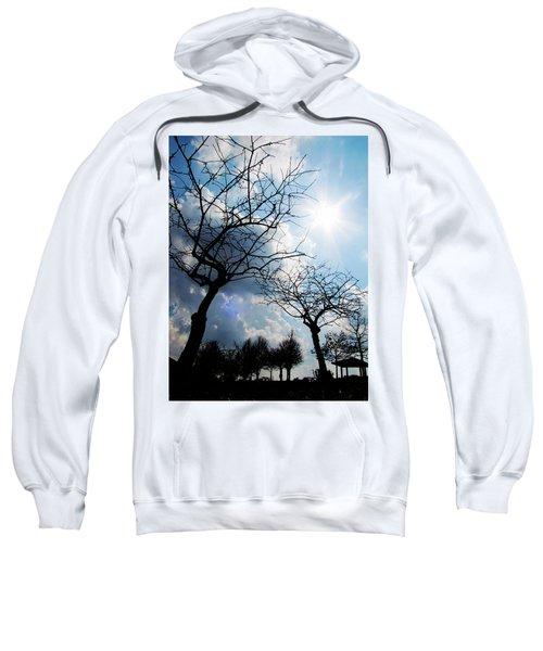 Where Dwells The Light Sweatshirt
