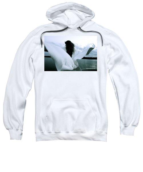 White Angel Sweatshirt