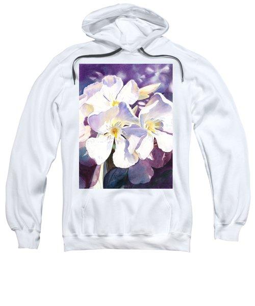 White Oleander Sweatshirt