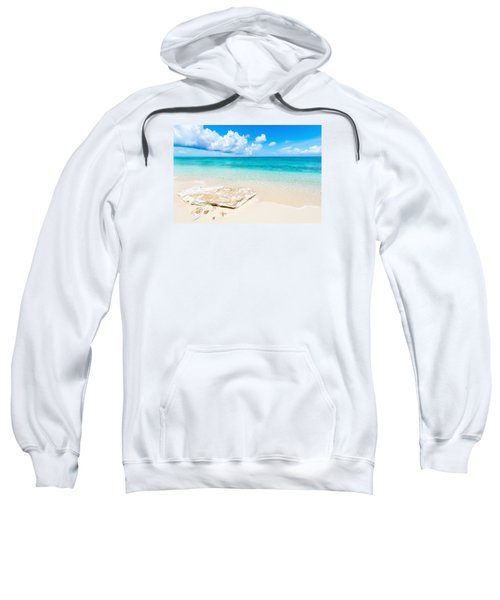 White Sand Sweatshirt