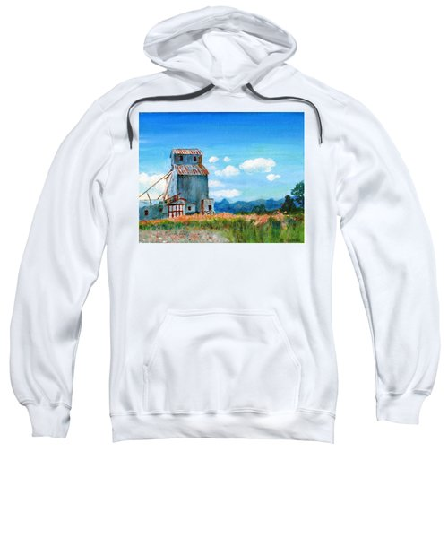 Willow Creek Grain Elevator II Sweatshirt