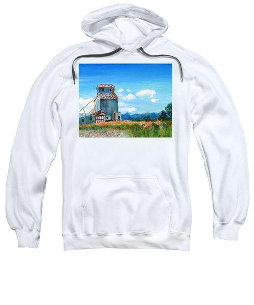 Willow Creek Grain Elevator II Sweatshirt