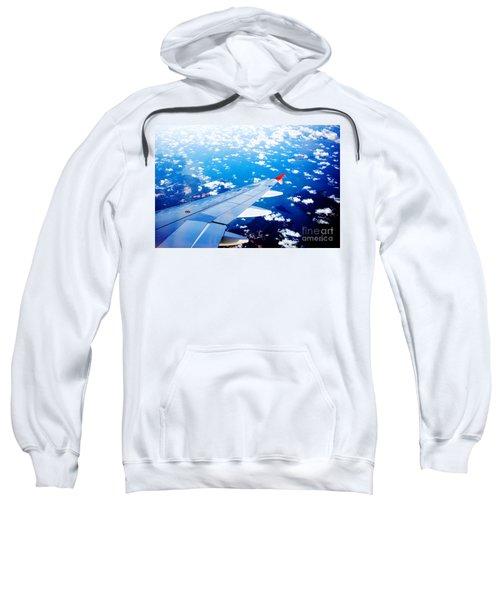 Wings And Clouds Sweatshirt