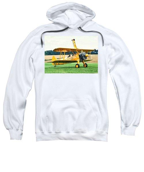 Wingwalking Sweatshirt