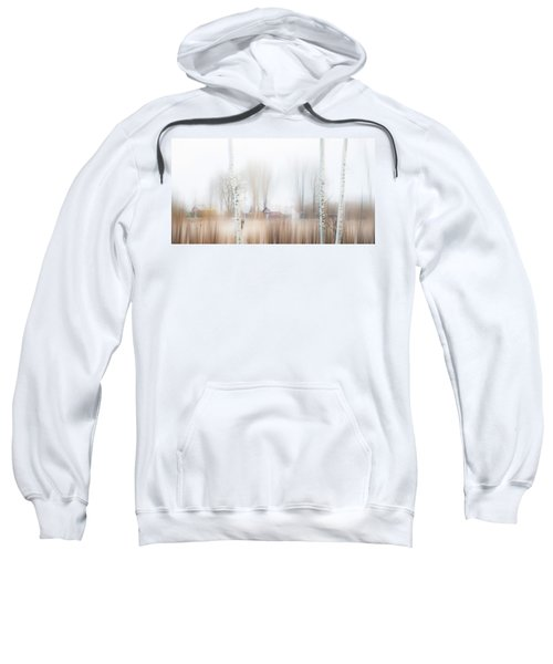 Winter Aquarel. Russia Sweatshirt