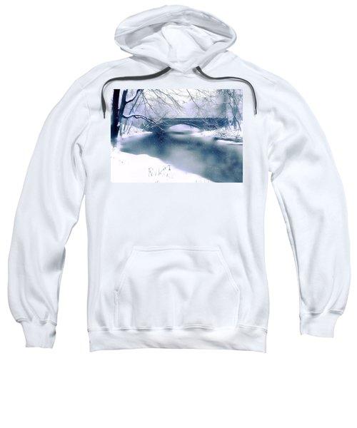 Winter Haiku Sweatshirt