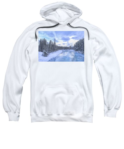 Wintery Sweatshirt