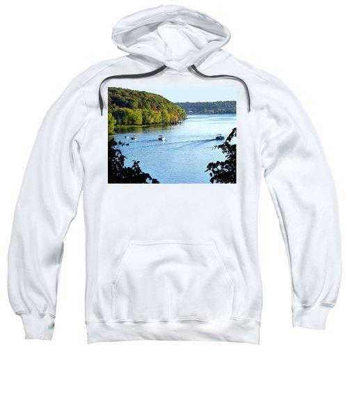 Wisconsin And Minnesota Sweatshirt