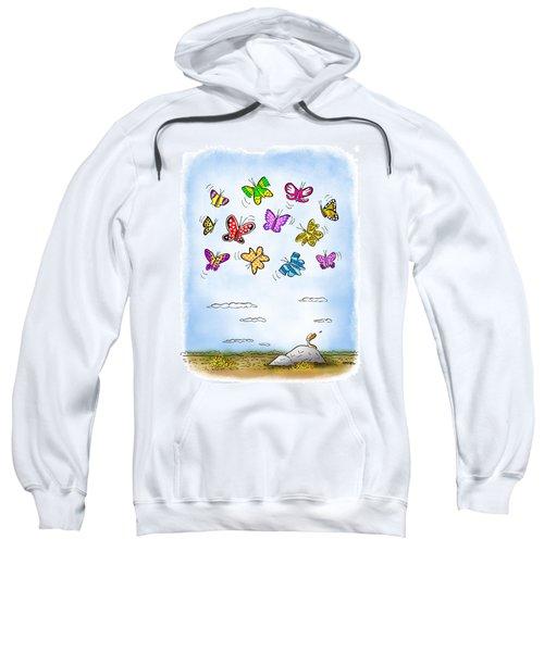 Wistful  Sweatshirt