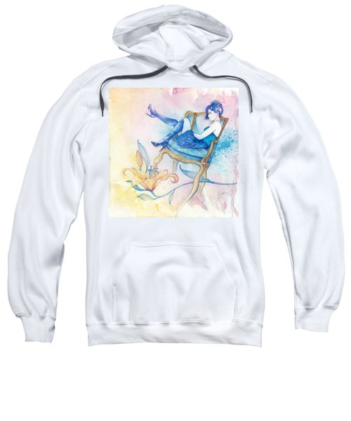 With Head In The Clouds Sweatshirt