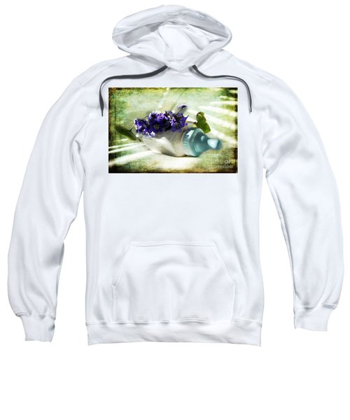 Wonders Happen In The Spring Sweatshirt