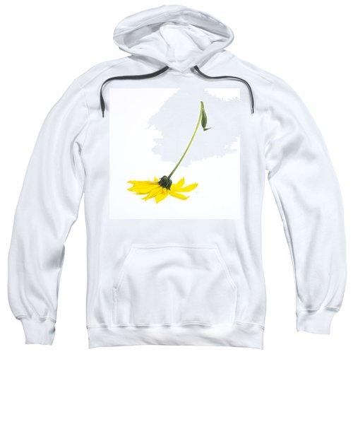 Yellow Petals Sweatshirt