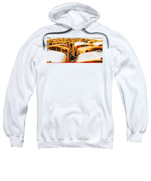 Yellow School Bus Sweatshirt