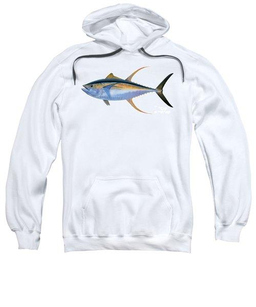 Yellowfin Tuna Sweatshirt by Carey Chen