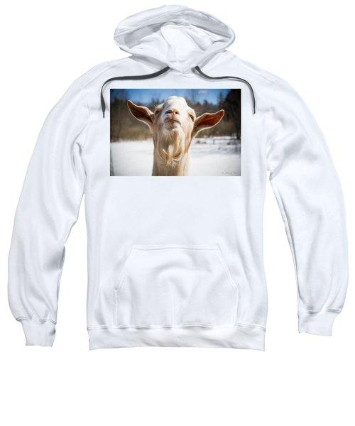 'yoda' Goat Sweatshirt